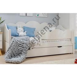 Детская деревянная кровать Алина