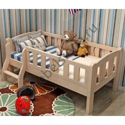 Детская деревянная кровать Лика