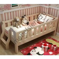 Детская деревянная кровать Лика 2