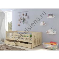 Детская деревянная кровать Влада