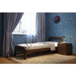 Детская деревянная кровать Ольга