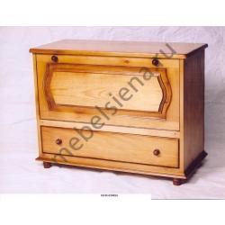 Деревянный комод - обувница