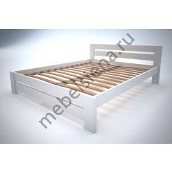 Кровать белая Ассоль с подъёмным механизмом
