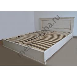 Кровать беленый дуб Лика с подъёмным механизмом