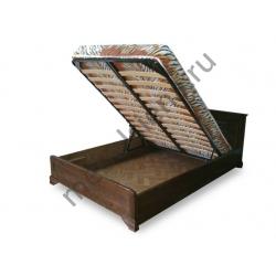 Кровать классика с подъёмным механизмом