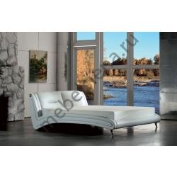 Кожаная кровать Родос