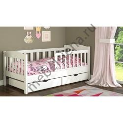 Детская деревянная кровать Мила