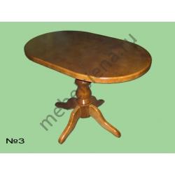 Деревянный стол 3