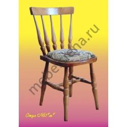 Деревянный стул для кухни №1 М