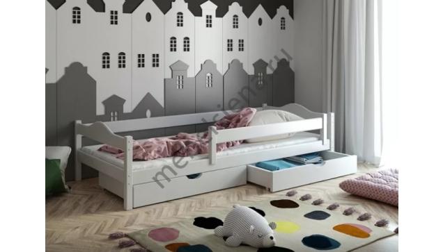 Детская деревянная кровать Авелина