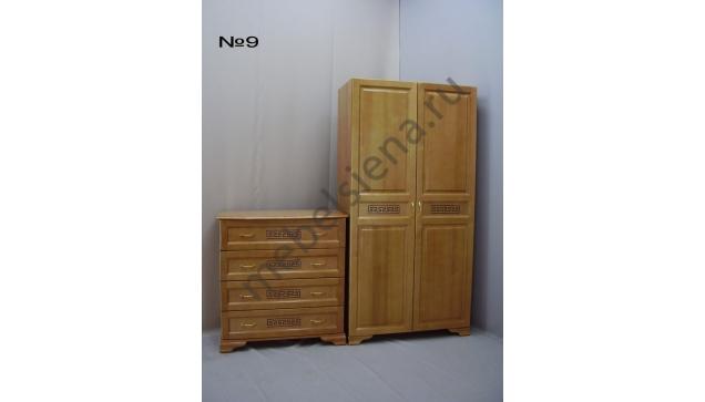 Деревянный шкаф Классика
