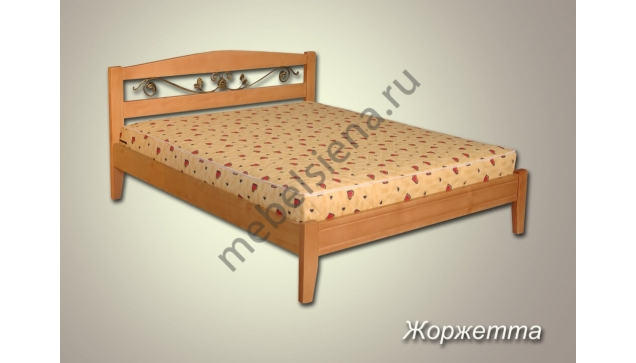 Двуспальная кровать Жоржетта