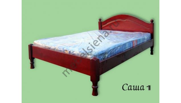 Односпальная кровать Саша 1