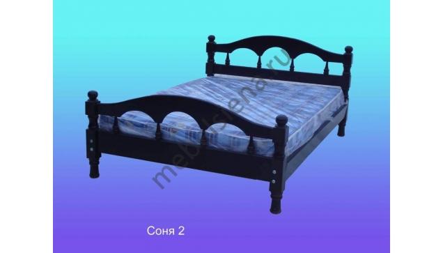 Односпальная кровать Соня 2