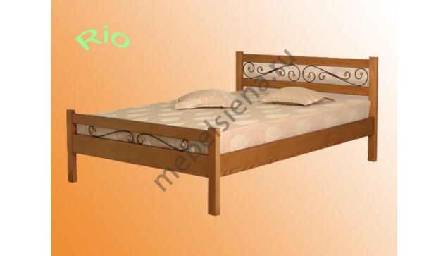 Двуспальная кровать RIO