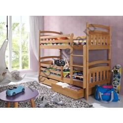 Деревянная двухъярусная кровать - Соня