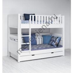 Деревянная двухъярусная кровать - Ева