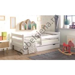 Детская деревянная кровать Вилли
