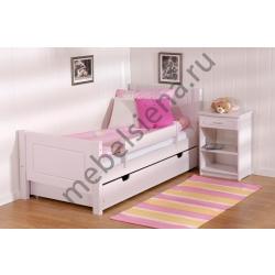 Детская деревянная кровать жанна