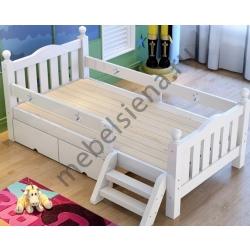 Детская деревянная кровать Дэйзи