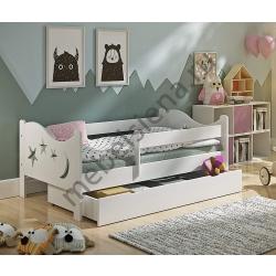 Детская деревянная кровать Луна