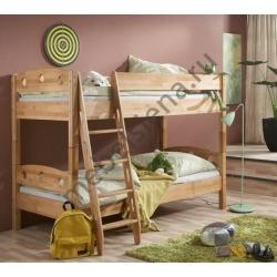 Деревянная двухъярусная кровать - Оливия 2
