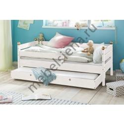 Детская деревянная кровать Венера