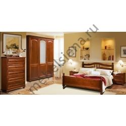 Односпальная кровать Ида