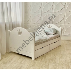 Детская деревянная кровать Авенти