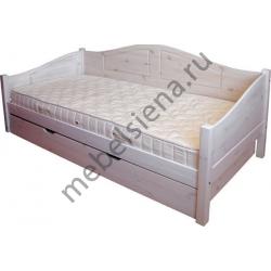 Детская деревянная кровать кристина
