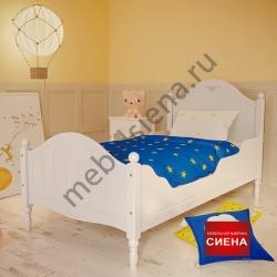 Детская деревянная кровать Ханко
