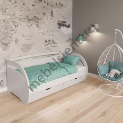 Детская деревянная кровать Торис