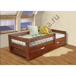 Детская деревянная кровать сиена