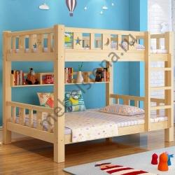 Деревянная двухъярусная кровать - Лика2