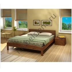 Двуспальная кровать Сима