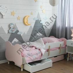 Детская деревянная кровать Барли