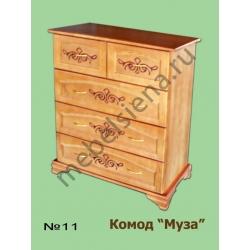 Деревянный комод - Муза