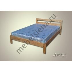 Односпальная кровать Дачная