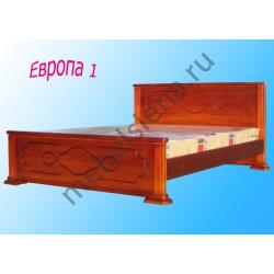 Односпальная кровать Европа 1