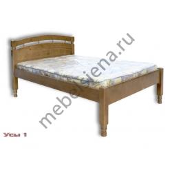 Двуспальная кровать Усы