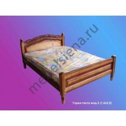 Односпальная кровать Горка-тахта мод.3