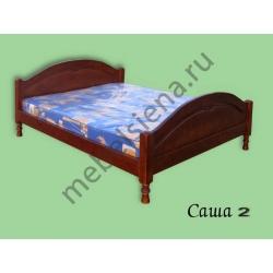 Двуспальная кровать Саша 2
