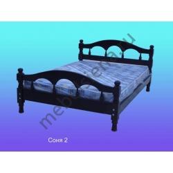 Двуспальная кровать Соня 2