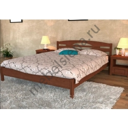 Двуспальная кровать Аляска