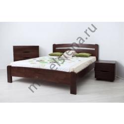 Двуспальная кровать Актава