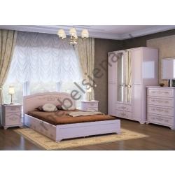 Двуспальная кровать Муза