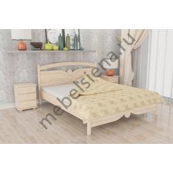 Двуспальная кровать Вена