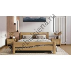 Двуспальная кровать Волна Авенти