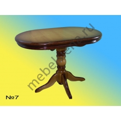 Деревянный стол 7