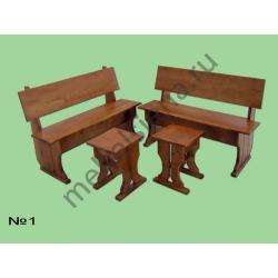 Деревянный стул 1